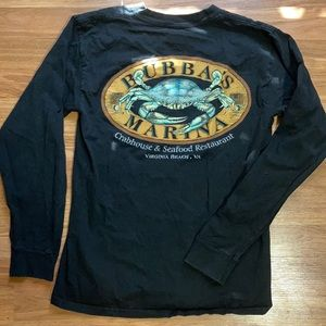Bubba's Crabhouse & Seafood Restaurant Long Sleeve